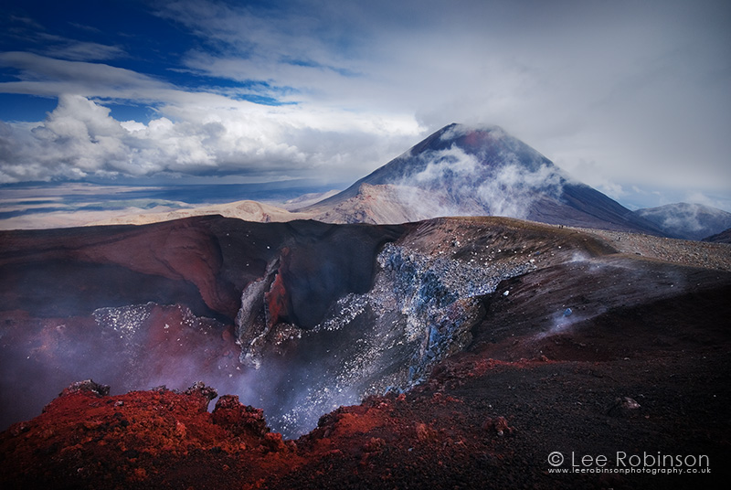 Mount Ngauruhoe, (mt. Doom)